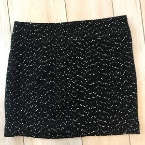 NWT The Limited Boucle Textured Pencil Skirt